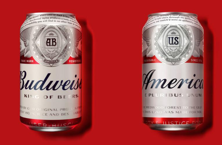 Budweiser Hopes to Cash In on Patriotism