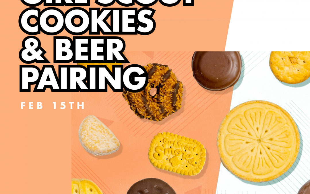Girl Scout Cookie & Beer Pairing Thorn Mission Hills