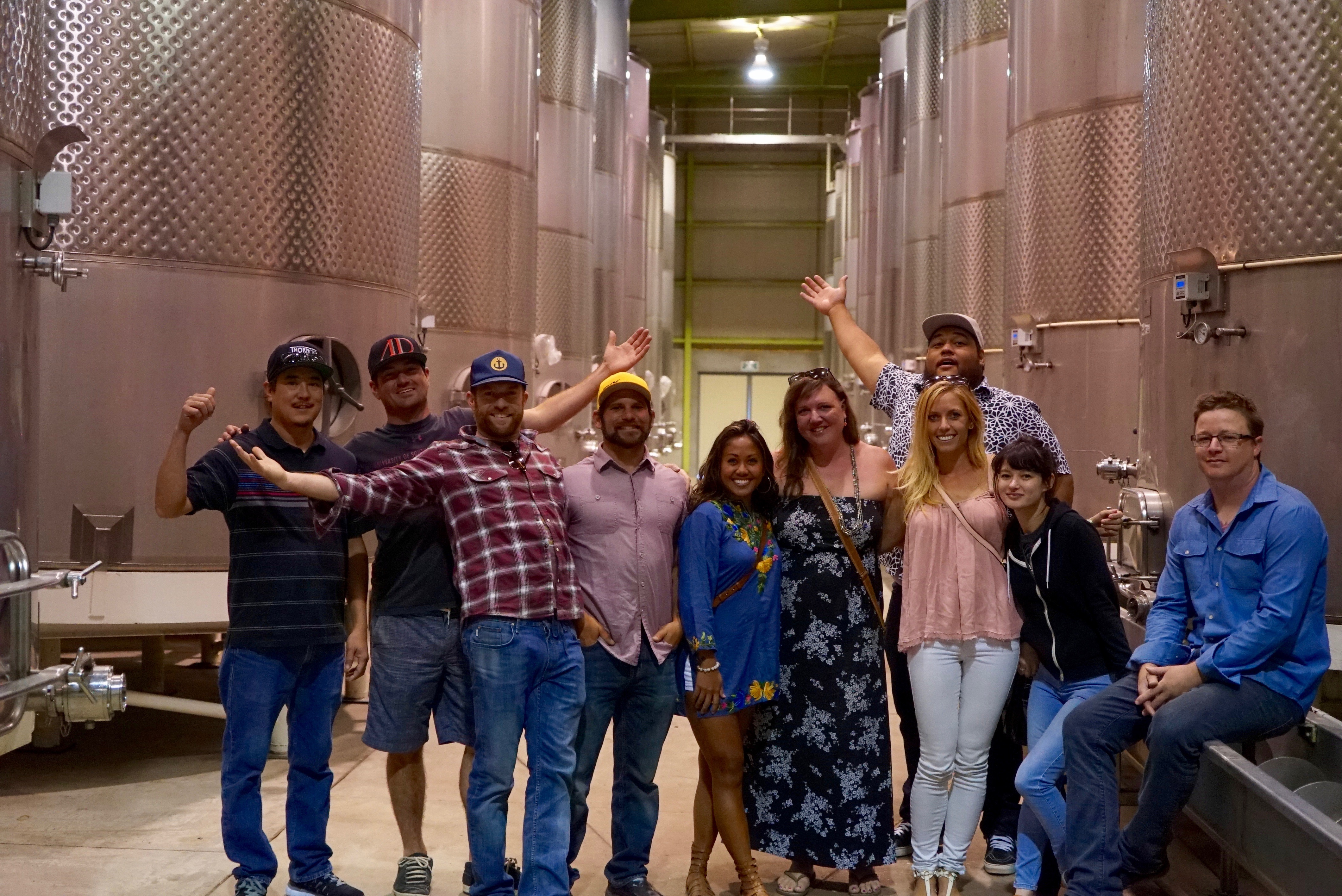 Thorn Invades Valle de Guadalupe
