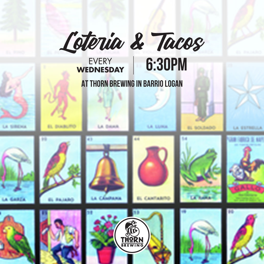 loteria at thorn brewing