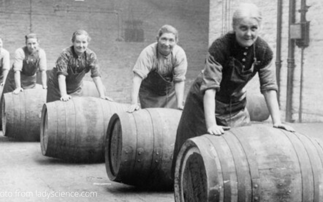 Women's Work: Brewing Then and Now