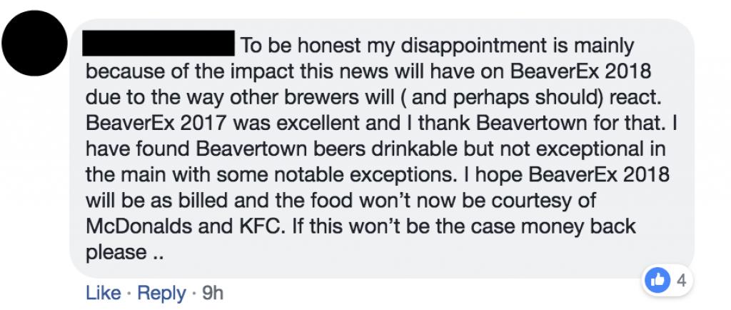 thorn brewing beavertown