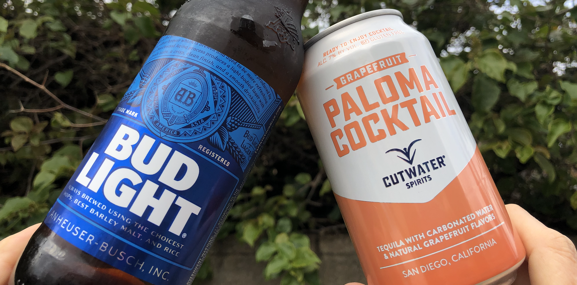 AB InBev Buys Into San Diego with Cutwater Spirit Aquisition