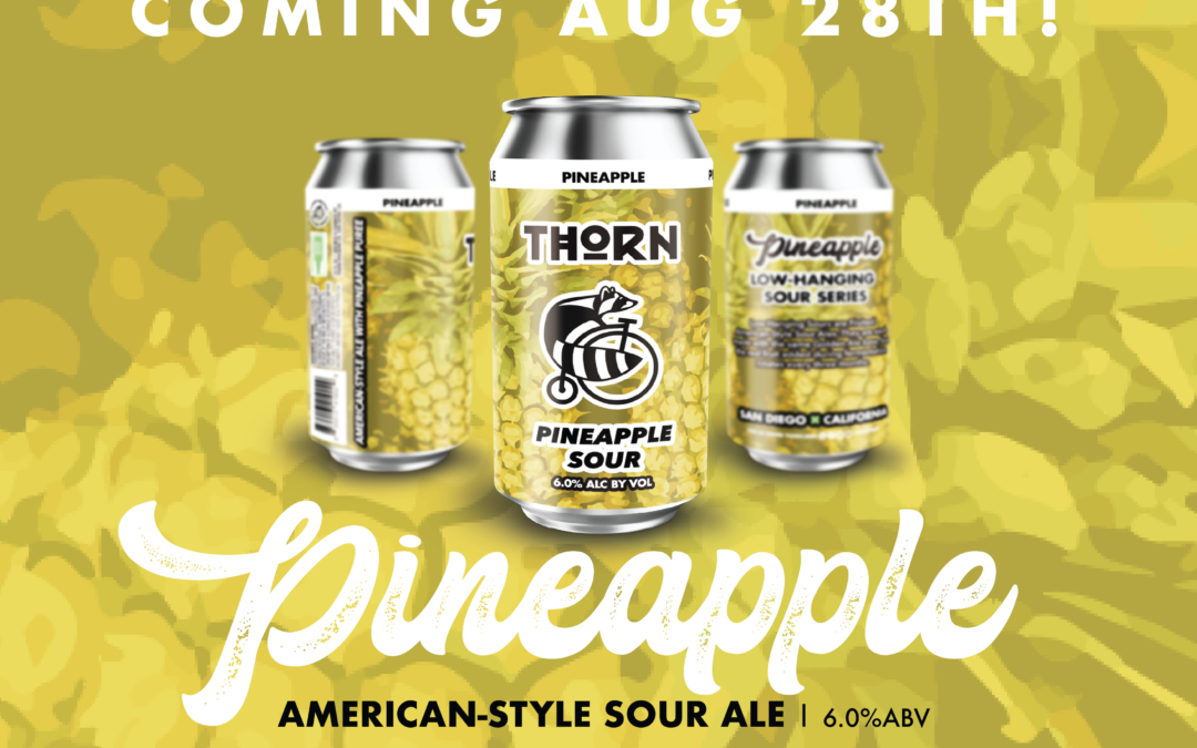 Low Hanging Sour Pineapple Release