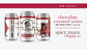 chocolate stout beer promo
