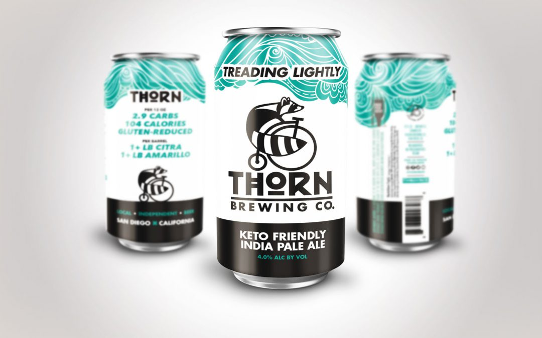 Treading Lightly: Low-Carb & Keto-Friendly IPA