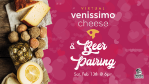 cheese on a cheese board and beer pairing