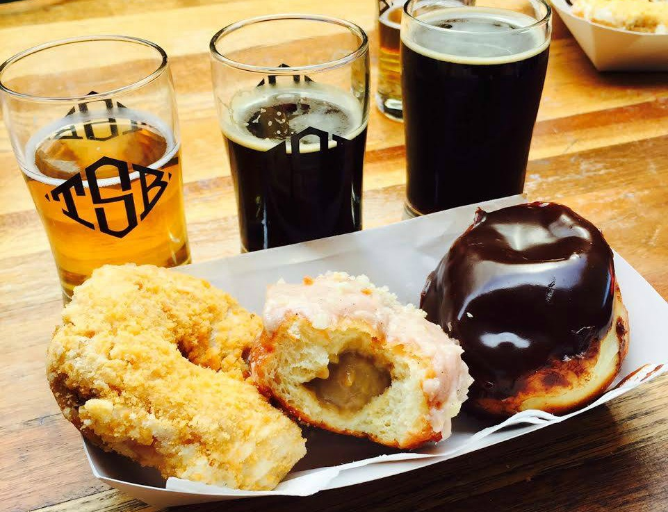 Donut and Beer Pairings: The Hole Truth
