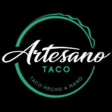 logo for Artesano taco